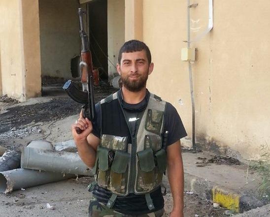 Özgür Deveci, (Syrien, 2013).