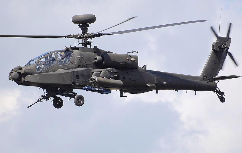USA sælger AH-64 Apache angrebshelikoptere til Qatar. Samtidig siger de, at Qatar støtter al-Qaeda.