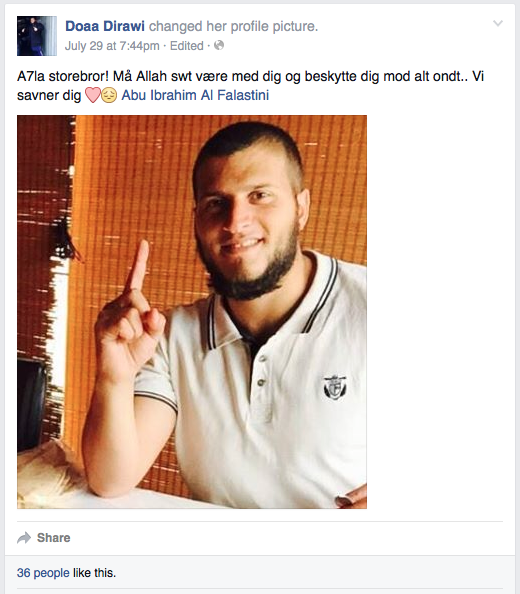 (Facebook, 29. juli 2015)