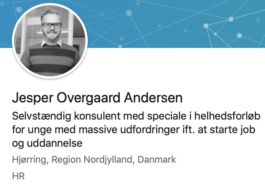 Jesper Overgaard Andersen